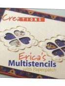 Ecstasy Crafts Erica'S Multi Stencil Idea Book