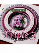 Ecstasy Crafts Triple 3 Book