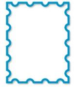 Window Cuts Die-Stamp
