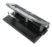Heavy Duty Adjustable 3-Hole Punch - Up To 30 Sheets!