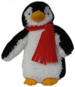 M C G Textiles Huggables Penguin Stuffed Toy Latch Hook Kit, 38cm Tall