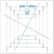 June Tailor Twist 'N Stitch Ruler