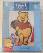 Winnie The Pooh Latch Hook Kit # WP0110 Cutout Pooh