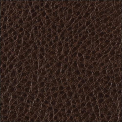 Faux Leather Fabric Calf Chocolate