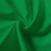 Plain Grass Green 100% Cotton Fabric 150cm wide per metre