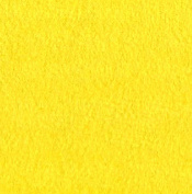 Yellow Anti Pill Solid Fleece Fabric, 150cm Inches Wide - Sold By The Yard