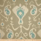 Magnolia Home Fashions Java Ikat Driftwood Fabric