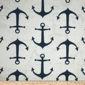 Premier Prints Indoor/Outdoor Anchors Oxford Fabric