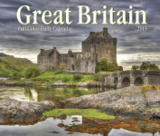 Great Britain Daily Calendar