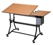 Alvin CraftMaster III Split Top Drafting Split Top Table