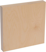 American Easel 36cm by 36cm by 2.2cm Deep Cradled Painting Panel