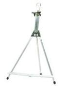Testrite Visual Products, Inc. 153 Aluminium Table Easel table easel