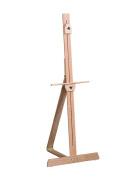 American Easel Umatilla Single Mast Easel-Natural Fir