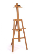 American Easel Oak Yazhi Easel-Golden Finish