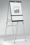 Heavy Duty A-Frame Easel with Magnetic Backboard Frame Type