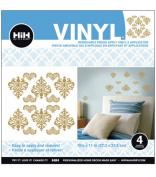 Hip In A Hurry Vinyl 28cm -Flocking 2