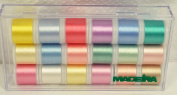 Madeira 18 Spool Baby Collection Madeira Rayon Thread 8040BC