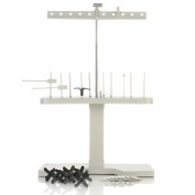 10 Spool Embroidery Thread Stand