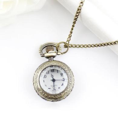 Vintage Jewellery New Coming Elegant Alloy Pocket Watch