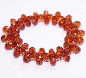 brown Crystal Bracelet for prosperity- Women - J057