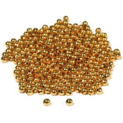 300 Gold Plated Ball Beads Round Stringing Beading 3mm