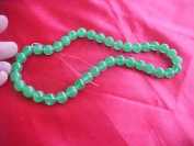 R0212 Green Jade Strand 11 Mm