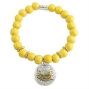 Alexa's Angels Power Bracelet Dove - Yellow