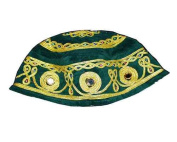 Traditional Folklore Cap - Green