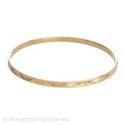 Annaleece Crystal Jewellery Etched - Bracelet