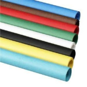 Banner Paper 48x12ft Roll Bright Blue