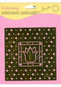 Ecstasy Crafts Large Tulip Stencil