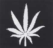 Costumes For All Occasions Fp169 Stencil Weed Plant Brass