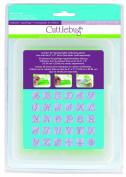 Cuttlebug Cricut Repositional Set, Rachel's Script