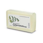 Caffeinated Soap Peppermint Scent 130ml