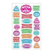 Praise Words Stickers