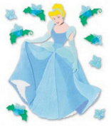 Disney Princess 3-D Stickers - Cinderella