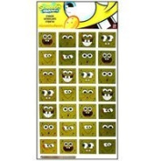 Nickelodeon SpongeBob SquarePants Faces Classic Stickers