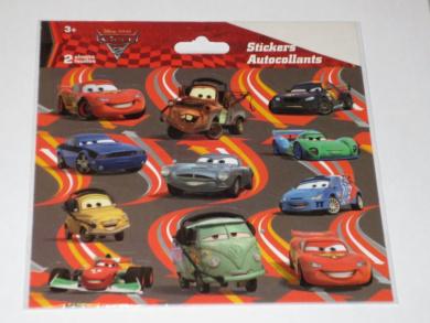Cars 2 Mini Foldover