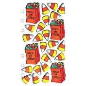 Sticko Stickers Pkg-Trick/Treat