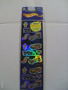 Hot Wheels Essence Collection Stickers 1 Sheet