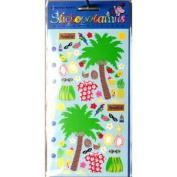 Stickopotamus Stickers Paradise