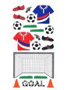 Stickopotamus Sports Collection Stickers soccer
