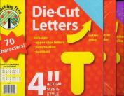 10cm Die Cut Letters