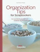 Ck Media Creating Keepsakes - Organisation Tips for Scrapbookers