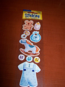 Stickles Adhesive Embellishment Baby Boy Stickers