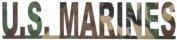 Mini Photogenix Laser Die-Cuts-Marines