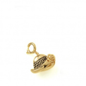 Growing up Girls Age 12 Hat Charm
