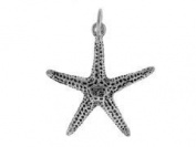 Sterling Silver Starfish Charm