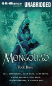 The Mongoliad, Book Three  [Audio]