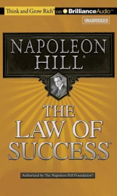 The Law of Success (Think and Grow Rich (Audio))